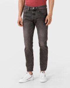 Levi's 501® Slim Taper Jeans Šedá