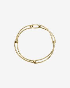 Calvin Klein Unified Náhrdelník Zlatá
