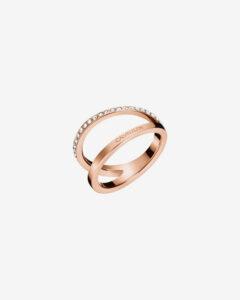 Calvin Klein Outline Prsteň Zlatá