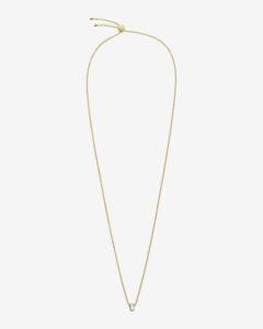 Calvin Klein Brill Náhrdelník Zlatá