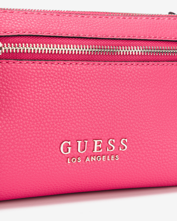 Guess Lias Cross body bag Ružová