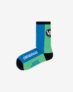 Vans Original Ponožky Modrá Zelená