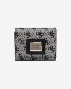 Guess Candace Small Peňaženka Čierna