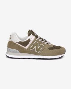 New Balance 574 Tenisky Zelená