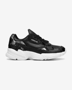adidas Originals Falcon Tenisky Čierna