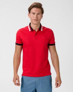 BOSS Phillipson 67 Polo tričko Červená