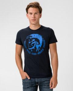Diesel Head Tričko Modrá