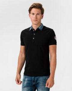 Diesel T-Miles Polo tričko Čierna