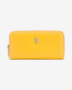 U.S. Polo Assn Jones Large Peňaženka Žltá