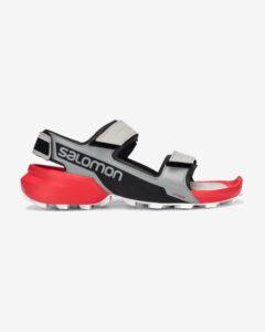 Salomon Speedcross Sandále Čierna Červená Šedá