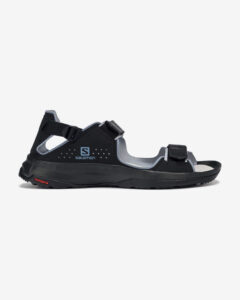 Salomon Tech Sandále Čierna