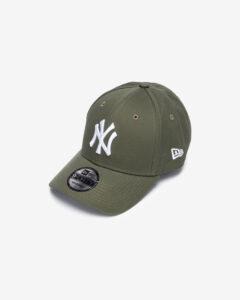 New Era New York Yankees League Essential Šiltovka Zelená
