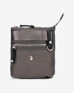 U.S. Polo Assn New Waganer Cross body bag Šedá