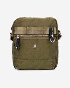 U.S. Polo Assn New Waganer Medium Cross body bag Zelená