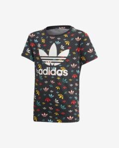 adidas Originals Tričko detské Čierna