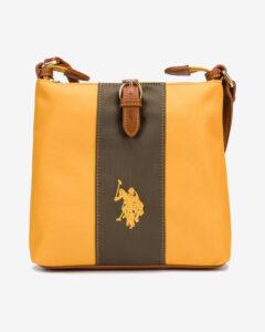 U.S. Polo Assn Patterson Cross body bag Žltá