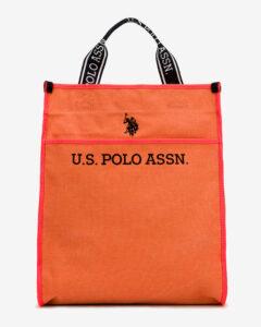 U.S. Polo Assn Halifax Taška Oranžová
