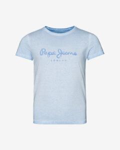 Pepe Jeans Bastian Tričko detské Modrá