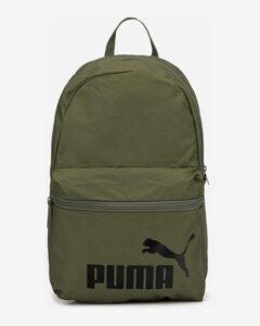 Puma Phase Batoh Zelená Hnedá