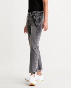 Levi's 502™ Taper Jeans Čierna Šedá