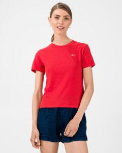 Tommy Jeans Classics Tričko Červená
