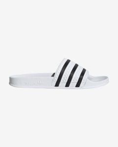 adidas Originals Adilette Šľapky Biela