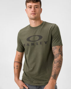 Oakley Bark Tričko Zelená