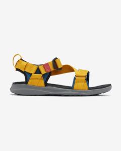 Columbia Sandále Žltá Šedá