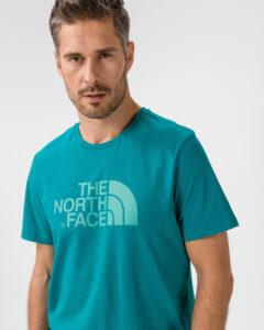The North Face Tričko Modrá Zelená