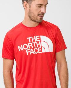 The North Face Reaxion Easy Tričko Červená