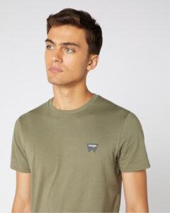 Wrangler Tričko Zelená