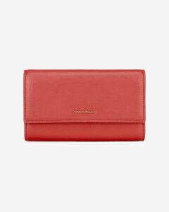 Coccinelle Listová kabelka Červená