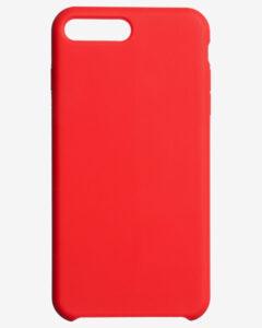Epico Silicone Obal na iPhone 7 Plus Červená