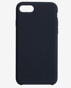 Epico Silicone Obal na iPhone 7 Čierna