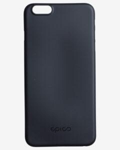 Epico Twiggy Matt Obal na iPhone 6/6S Plus Čierna