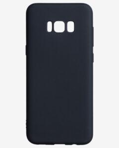Epico Silk Matt Obal na Samsung Galaxy S8+ Čierna
