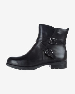 Clarks Cheshuntbe GTX Členková obuv Čierna