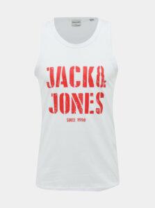 Biele tielko Jack & Jones Jay