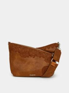 Hnedá kabelka Desigual