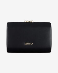 Liu Jo Listová kabelka Čierna