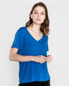 Vero Moda Dina Tričko Modrá
