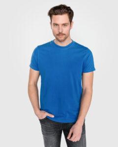 Diesel Shin Tričko Modrá