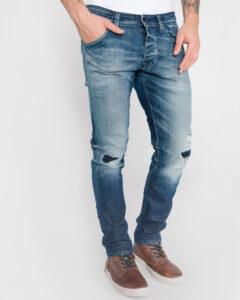 Jack & Jones Glenn Fox Jeans Modrá