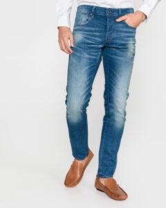 G-Star RAW 3301 Džínsy Modrá