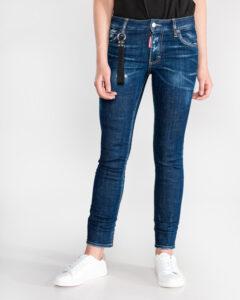 DSQUARED2 Runway Jeans Modrá