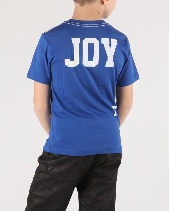 Diesel Tofri Tričko detské Modrá