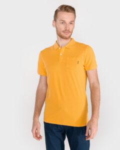 Scotch & Soda Polo tričko Žltá