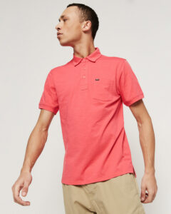 O'Neill Jack's Base Polo tričko Ružová Béžová