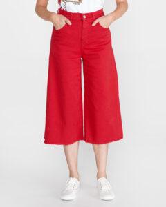 Pinko Martha 3 Nohavice Červená