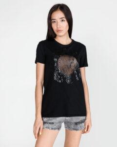 Versace Jeans Tričko Čierna